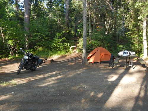 Agawa Bay Campground in Superior Provincial Park