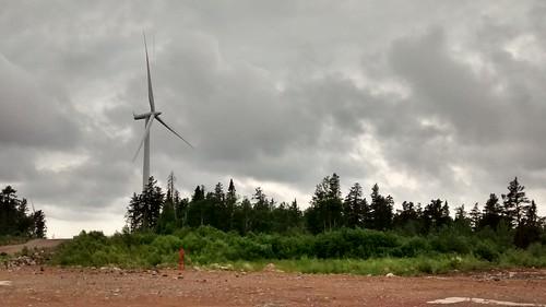 Greenwich Windfarm