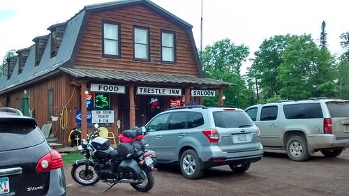 The Trestle Inn, Superior National Forest