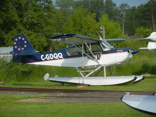 Seaplane at Thunder Bay