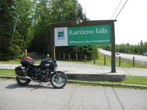 Rainbow Falls Provincial Park