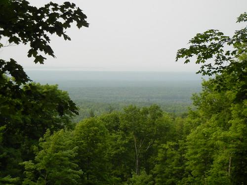 Mt. Arvon view