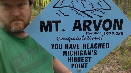 Mt. Arvon