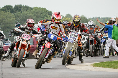 West Bend Charity Supermoto 8/23/2014