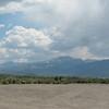 Looking southwest toward the Sierras.