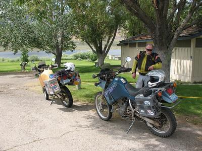 Susan & Pat Rides
