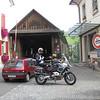 Entering Switzerland