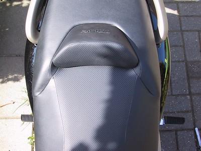 Rear footpeg adapters