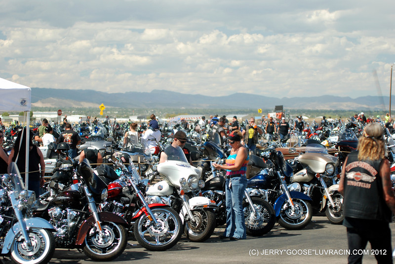 BIG SHOW ! BIKES AND THE ROCKYS !