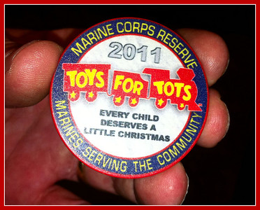 Toys For Tots Marine Corps Reserve photo by fran