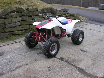 TRX250r's