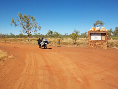 Tanami / The Rock / Gregory NP