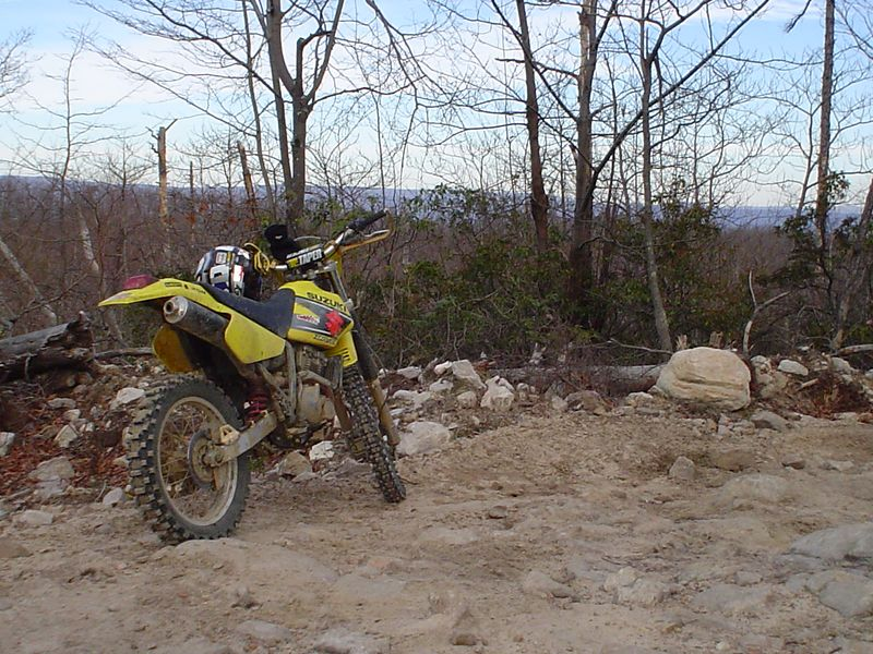 Pinch Flat at Tasker's Gap