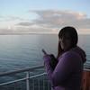 Lisa at Sea
