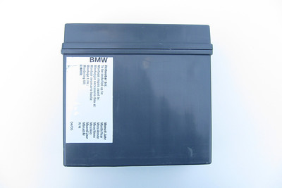 BMW Exide Battery - Back  Base dimensions: 77 mm x 182 mm (83 mm x 186 mm at cover) Height: 174 mm