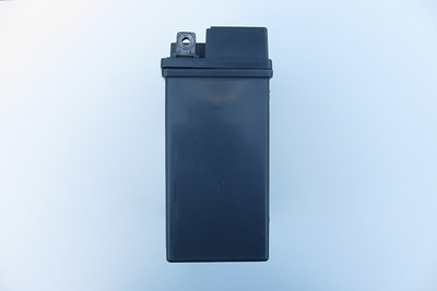 BMW Exide Battery - Side  Base dimensions: 77 mm x 182 mm (83 mm x 186 mm at cover) Height: 174 mm