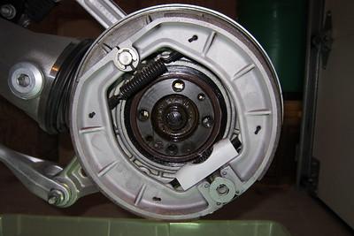 BMW R100 GS Final Drive