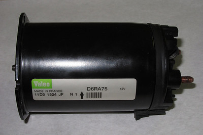 I've had Valeo starters fail on two of my BMW motorcycles so far.  The first failure occurred on my 1990 BMW R100 GS when one of the motor magnets delaminated itself from the motor housing and attached itself to the motor armature causing it to lock.  The second failure (pictured and described here) was on my 2003 BMW R1150 GS Adventure.  The reasons for failure can be found on the label above...the French should stick to producing wine and cheese and leave engineering to Germans!!!!!!!