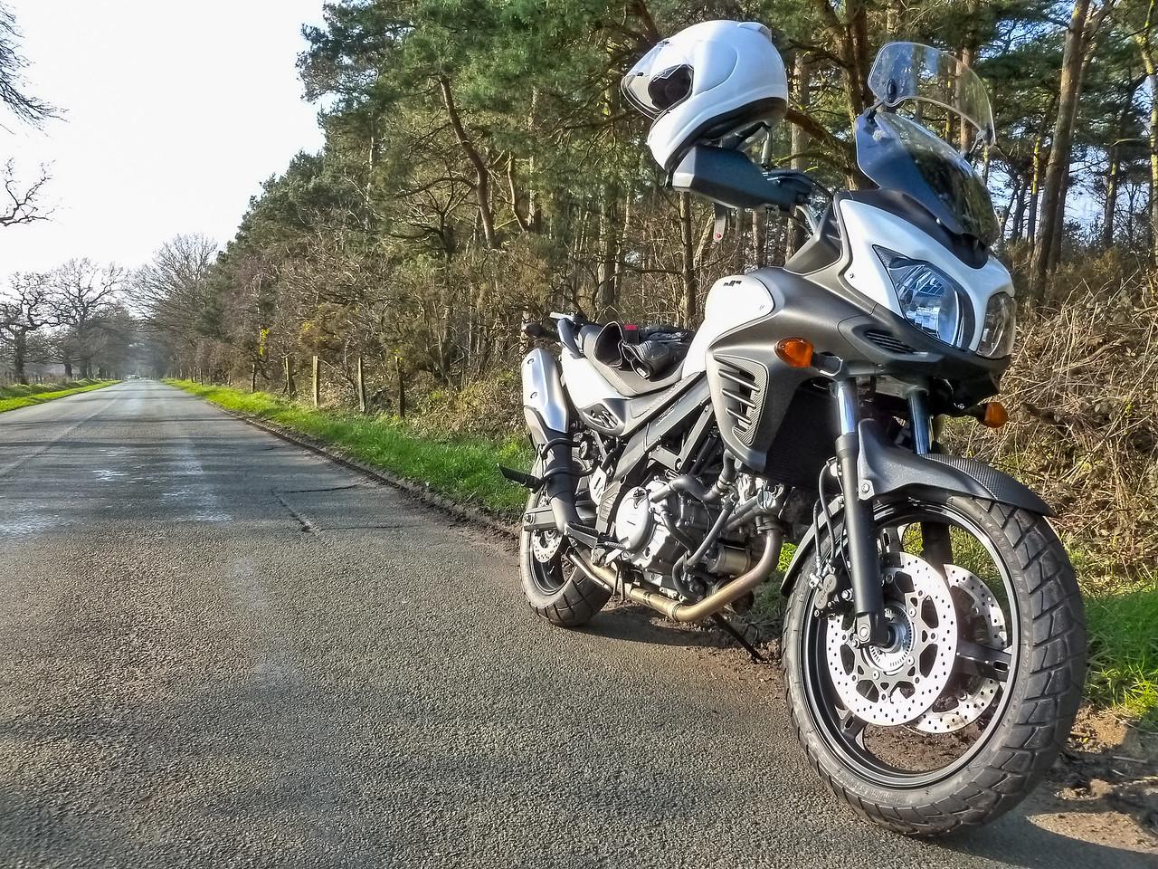 DL650 Vstrom Suzuki