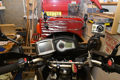 GoPro HD Handlbar Mounting.
