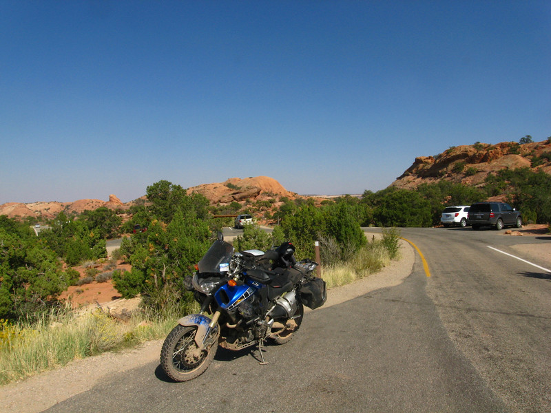 Upheaval Dome Rd. Canyonlands
