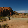 Burr Trail from Lake Powel to Route 12 at Boulder, UT.