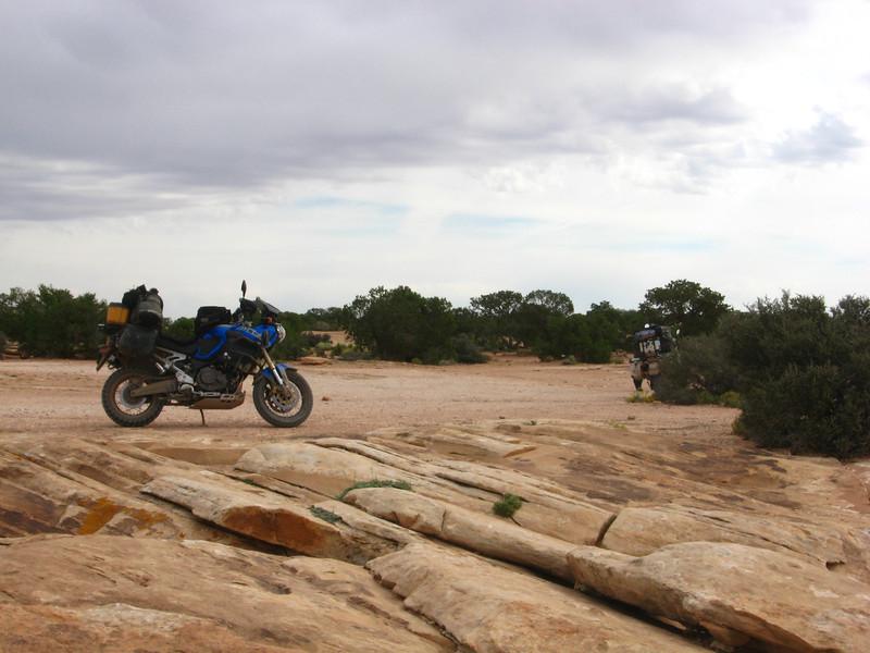 Mulie Point overlook