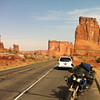 Arches National Park early AM