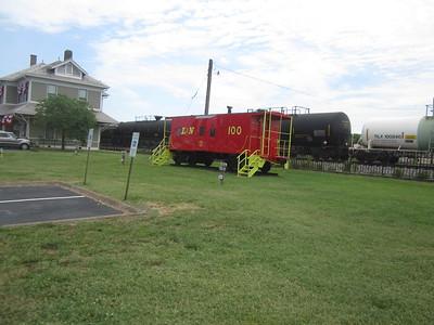 Train Ride 24 Jun 2016
