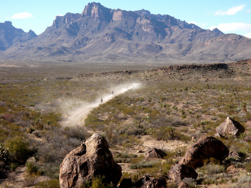 Big Bend -- Awesome Country!
