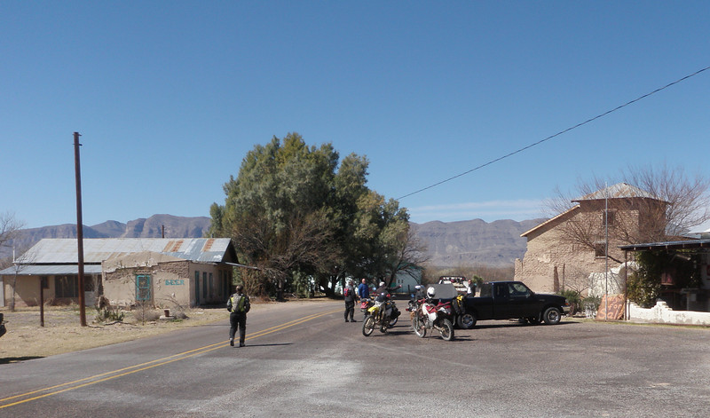 Downtown Ruidosa