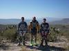 John, B-rad, Ryan above Lone Star Ranch