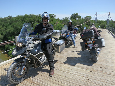 Texas Adventure Ride 2012