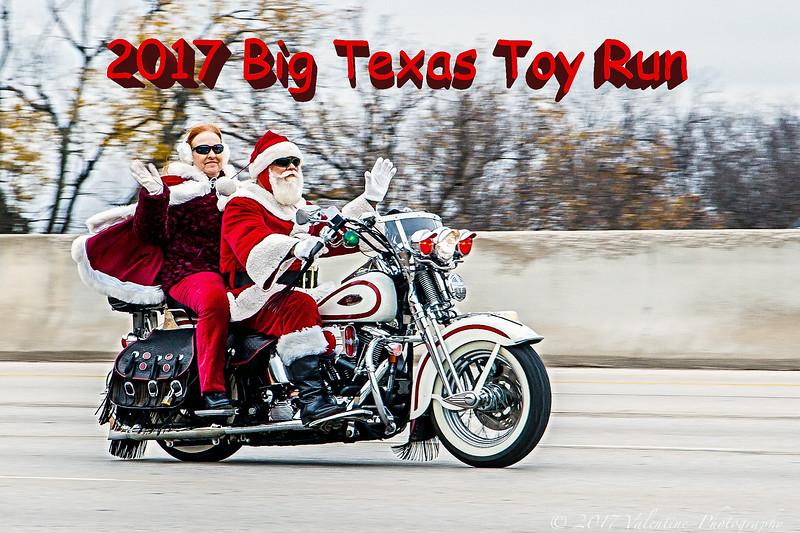 Big Texas Toy Run 12-17-17