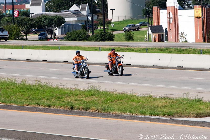 Kevin Schmidt Benefit Motorcycle Run  09-08-07