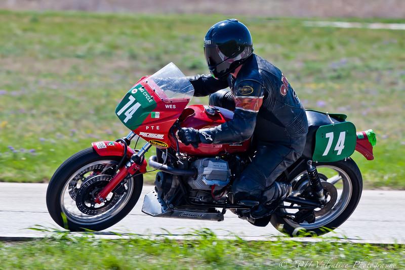 TMR AHRMA Bike Races 03-26-11