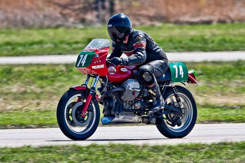 TMR AHRMA Bike Races 03-24-11