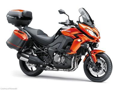 2015 Kawasaki Versys 1000LT