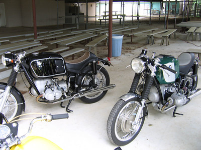 A couple very cool BMW /2 specials built by Perry from Fort Worth