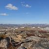 Finger Mountain.