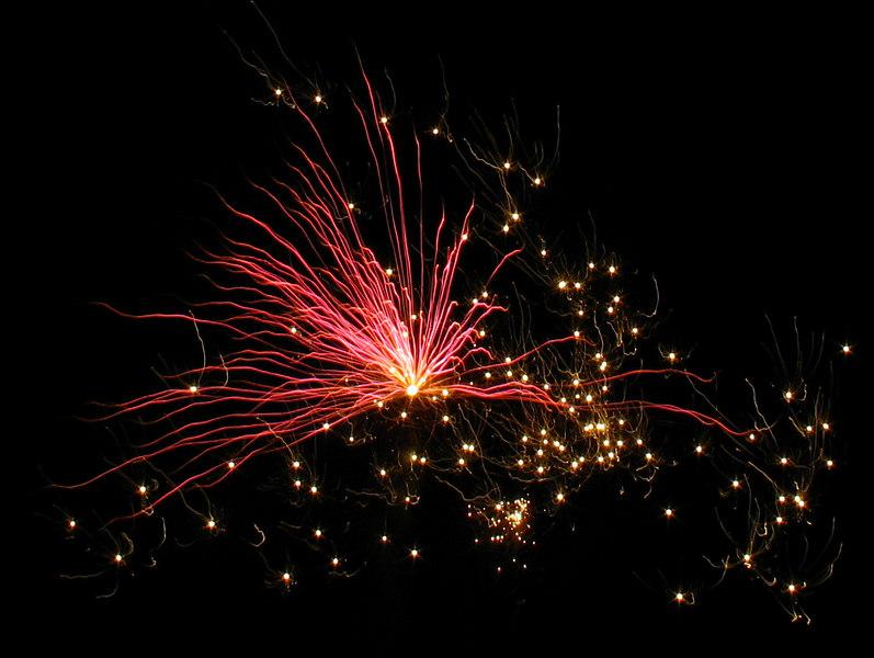 National Fireworks Association Convention, Lakeside Park, Fond Du Lac, WI