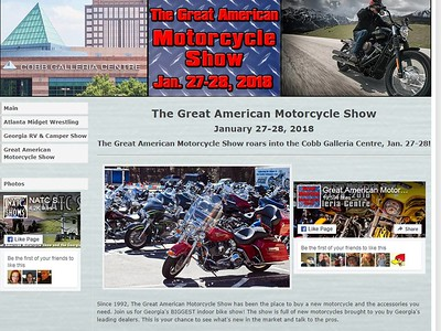 The Great American Motorcycle Show