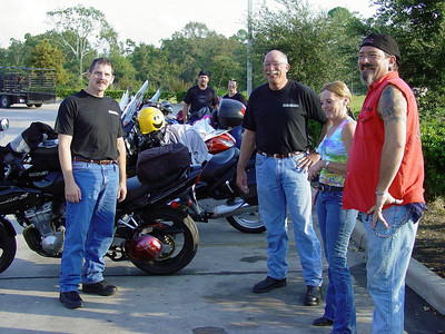 Moosehead Cafe ride, 9/30/06