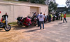 First Sunsay Ride January 8, 2012
