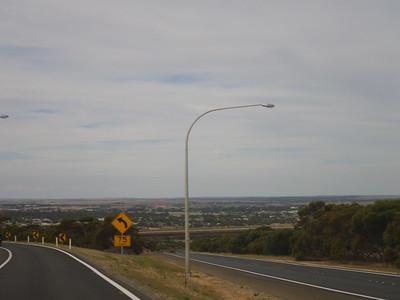 Exit to Murray Bridge