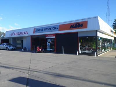 Flinders Motorcycles Port Pirie