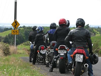The NZ bike rides