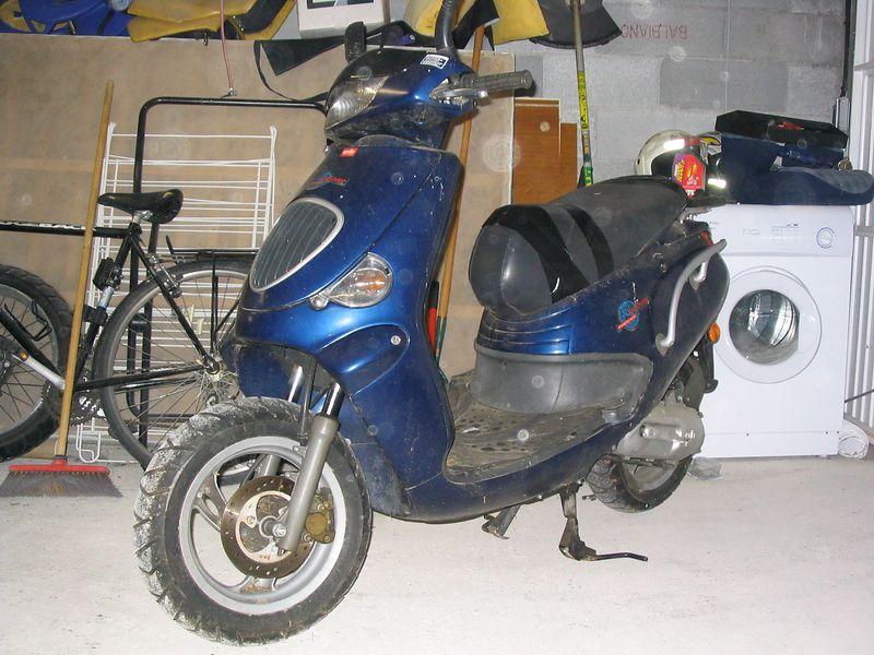 Aprilia Gulliver 50cc