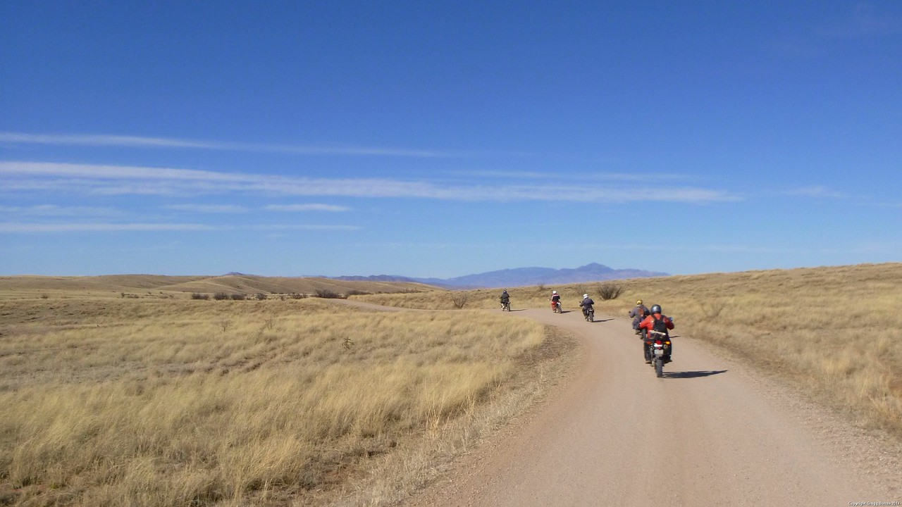 Las Cienegas National Grassland
