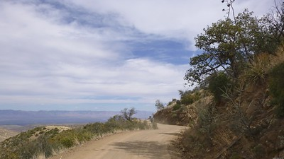 The Backside of Mt Lemmon